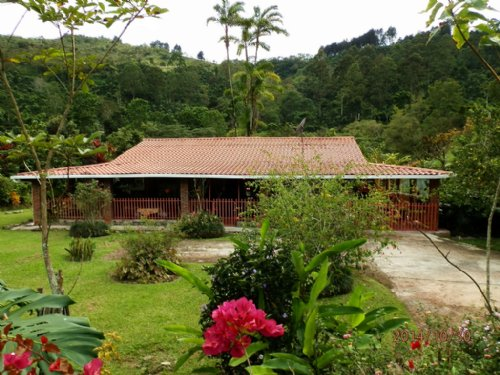 Waterfalls- 2+ Ac-3 Bedrooms-2 B. : Orosi : Costa Rica