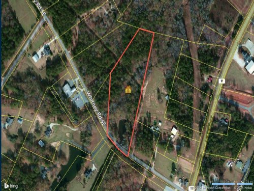 Almost 10 Acres Hardwoods/pastures : Social Circle : Walton County : Georgia