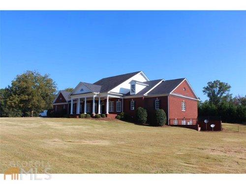Executive Equestrian Estate Home : Rutledge : Morgan County : Georgia