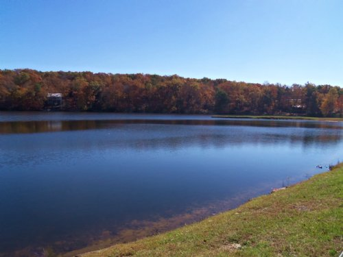 Lake Front Lot On A Private Lake : Pikeville : Bledsoe County : Tennessee