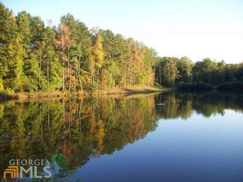 Almost 20 Acres W/ Homesite & Lake : Monroe : Walton County : Georgia