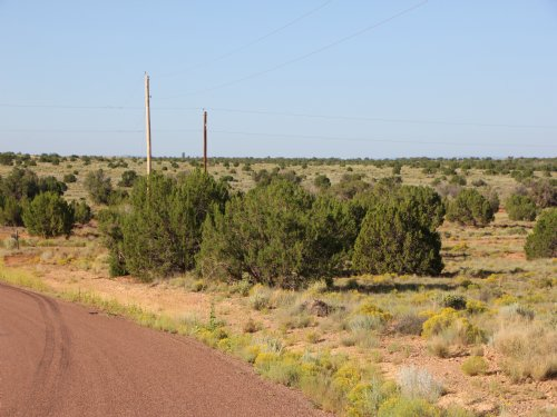 Snowflake Arizona Homesite : Snowflake : Navajo County : Arizona