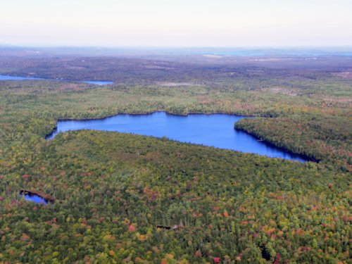 Little Cathance Lake : Dennysville : Washington County : Maine