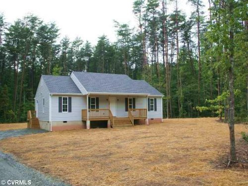 16 Winding Ridge Way : Bumpass : Louisa County : Virginia