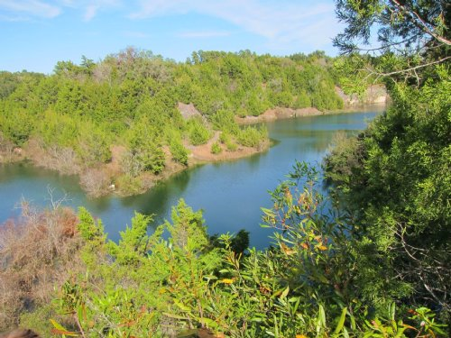 76 Acres Of Lakes, Cliffs, Woods : Newberry : Alachua County : Florida