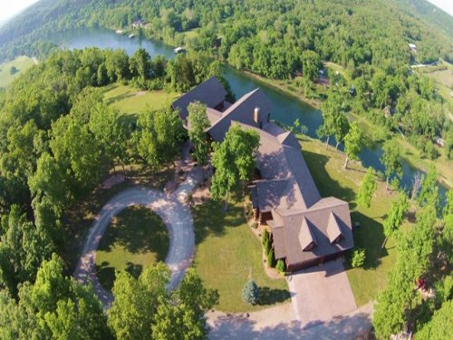 New Price Orvis Endorsed Lodge : Cotter : Baxter County : Arkansas