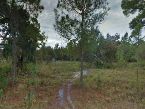 Fresh Water Canal Lot For Sale : Lehigh Acres : Lee County : Florida