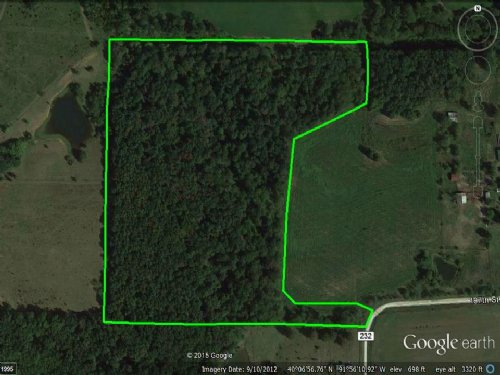 33 Acres : La Belle : Lewis County : Missouri