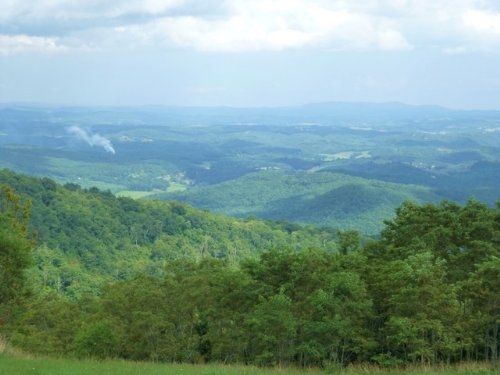 Lot # T-4 Long Range Mountain Views : Independence : Grayson County : Virginia