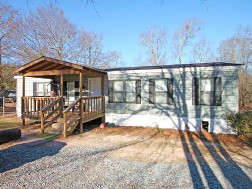 Country Oasis On 27.09 Acres : Fort Valley : Peach County : Georgia