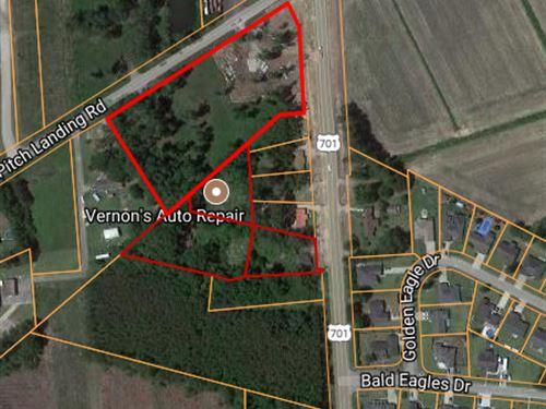 Ogeechee Farms : Conway : Horry County : South Carolina