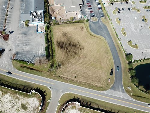 Wal-Mart Tract Parcel B : Surfside Beach : Horry County : South Carolina