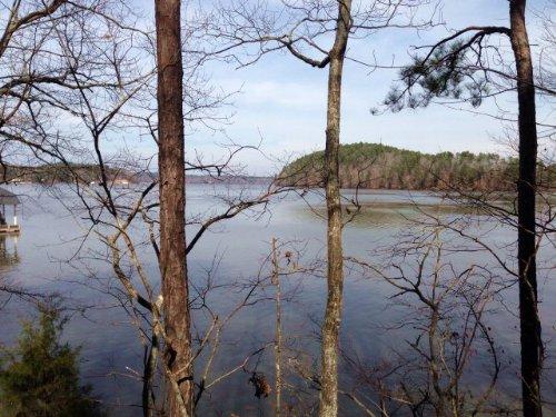 Breathtaking View On Lake Mitchell : Verbena : Chilton County : Alabama