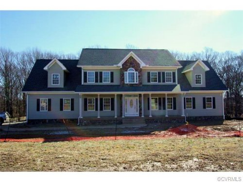 Gorgeous New Home On 3.1 Acres : Fredericksburg : Stafford County : Virginia