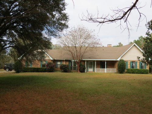 Country Home On 4 Acres : Fernwood : Pike County : Mississippi