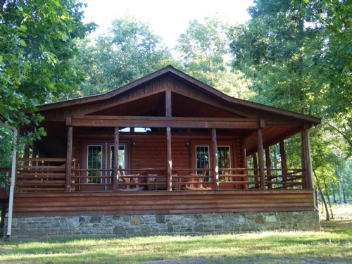 Mountain View Cabin : Mountain View : Stone County : Arkansas