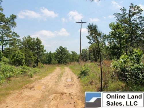 10.7 Acres Indian Ridge Ii. Terms : McAlester : Pittsburg County : Oklahoma