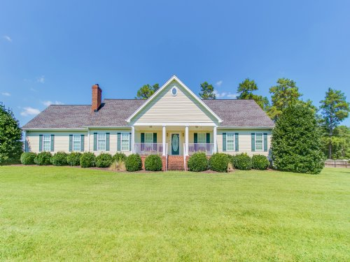 Lovely 3,100 Sf Home : Milford : Caroline County : Virginia