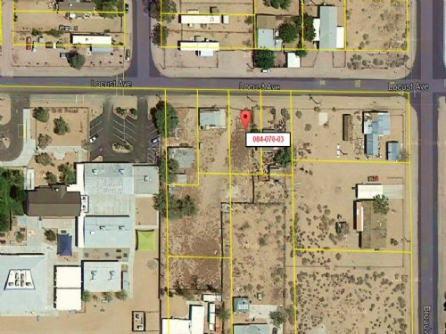 Residential Lot For Sale : Inyokern : Kern County : California