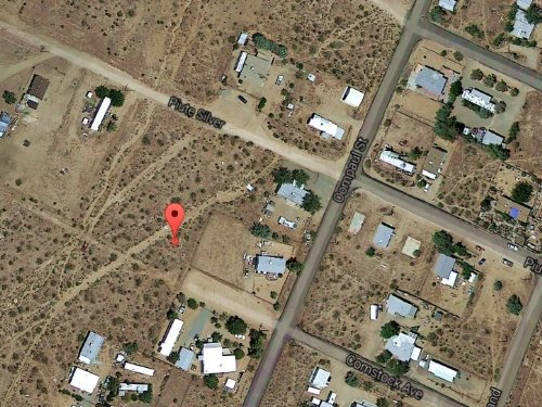 8,800 Sq Ft. Residential Double Lot : Johannesburg : Kern County : California