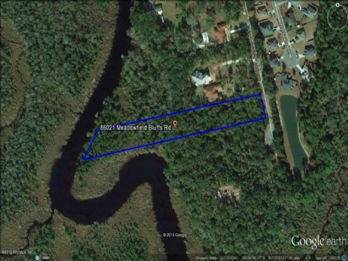 Water Front Property : Yulee : Nassau County : Florida