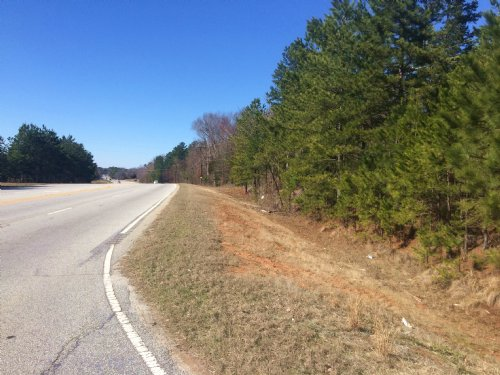 Augusta Road Tract 1 : Ware Shoals : Laurens County : South Carolina