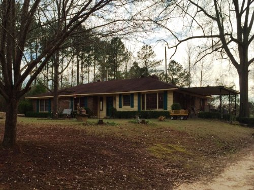 3br/2ba Home On 3.5 +/- Acres : Troy : Pike County : Alabama
