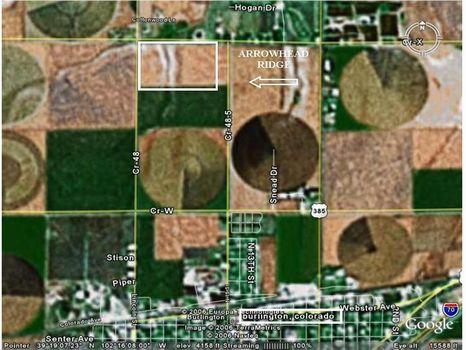 New Building Sites (H2004) : Burlington  : Kit Carson County : Colorado