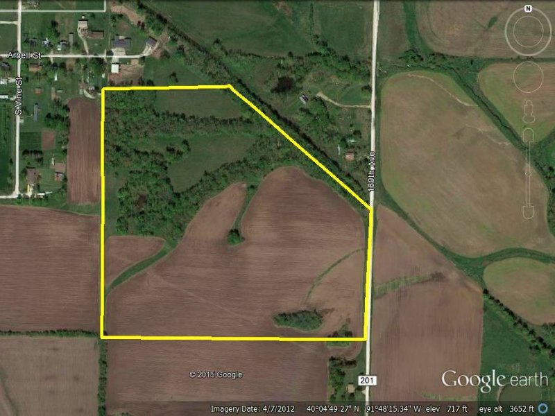 30.5 Acres : Lewistown : Lewis County : Missouri