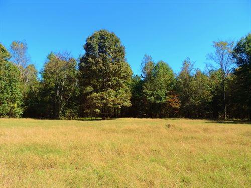 River Frontage And Big Hardwood : Union Point : Greene County : Georgia