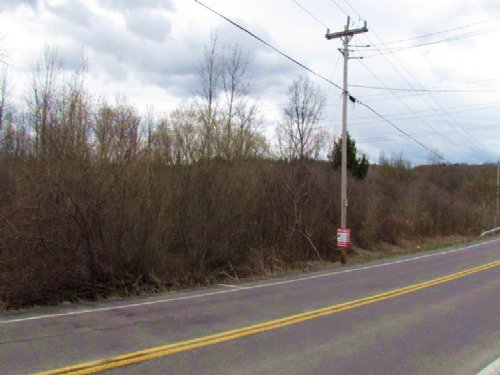 4+ Acres W/ 3 Phase Power Zoned Ind : Camillus : Onondaga County : New York