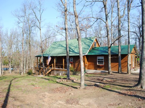 Ozark Mountain Cabin And Acreage : Fox : Stone County : Arkansas