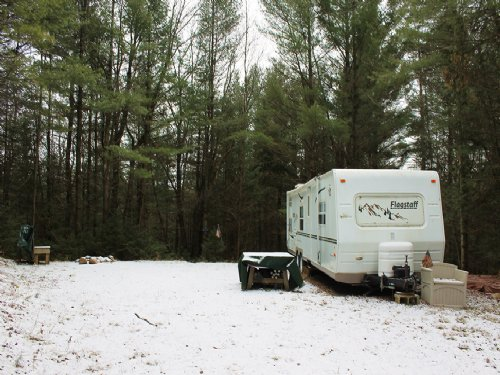 Camper 108 Acres Borders Forest : Diana : Lewis County : New York