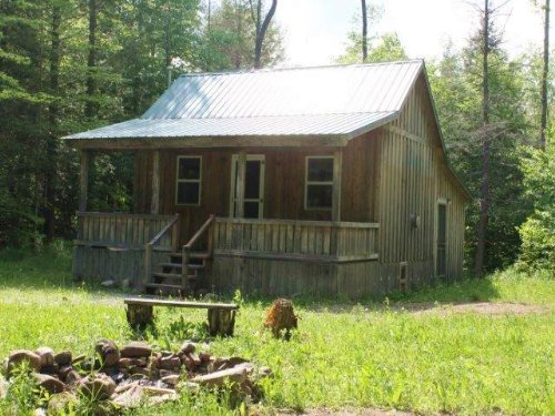 Cabin State Land Well And Septic : Annsville : Oneida County : New York