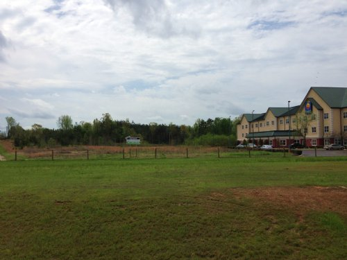 4.32 Ac Commercial / Retail Site : Grenada : Mississippi
