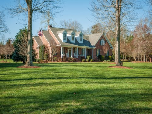 Parker Farm : Mebane : Orange County : North Carolina