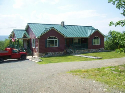 Mountain View On 106 Acres : Bingham : Somerset County : Maine