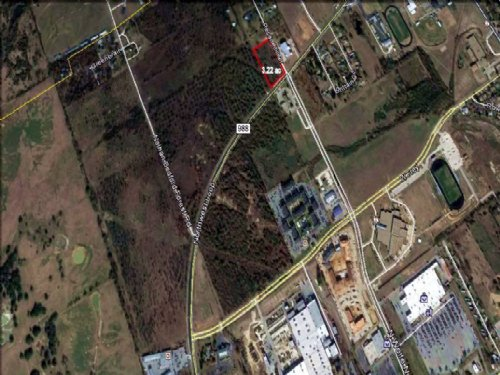3.222 Commercial Acres : Stephenville : Erath County : Texas