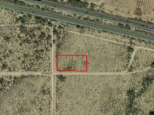 1+ Acre Parcel West Of Phoenix : Tonopah : Maricopa County : Arizona