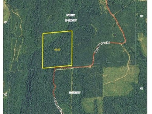 40 Ml Acres Mixed Use Recreational : Prim : Cleburne County : Arkansas