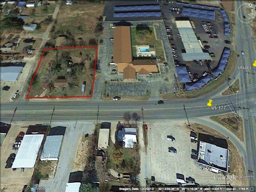 1.014 Commercial Acres : Stephenville : Erath County : Texas