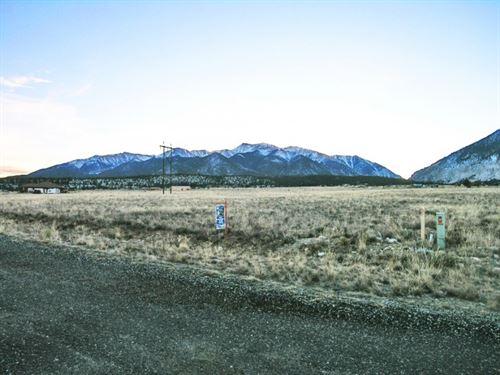 231733 Big Beautiful Mountain View : Nathrop : Chaffee County : Colorado
