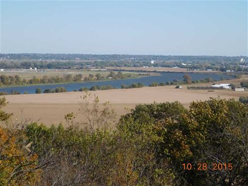 Incredible Hilltop View Fro : Wathena : Doniphan County : Kansas