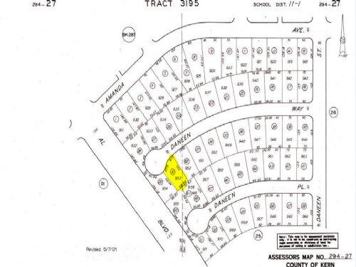 California City Residential Lot : California City : Kern County : California
