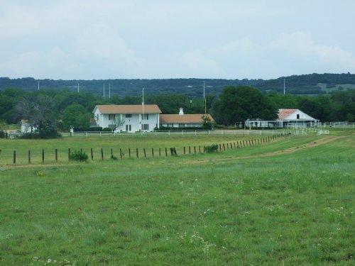 80 Acres With Spacious Home : Clifton : Bosque County : Texas