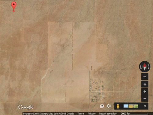 2.5 Acre Residential Lot For Sale : Edwards Afb : Kern County : California