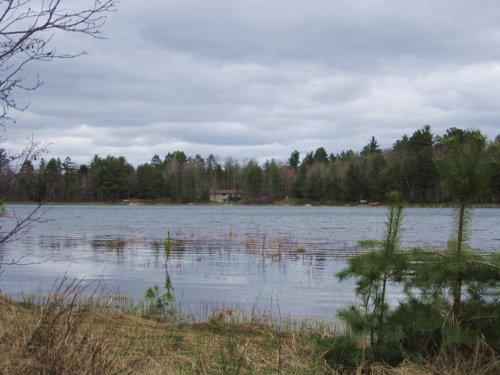 4.35 Acres On Bayer Lake : Arbor Vitae : Vilas County : Wisconsin