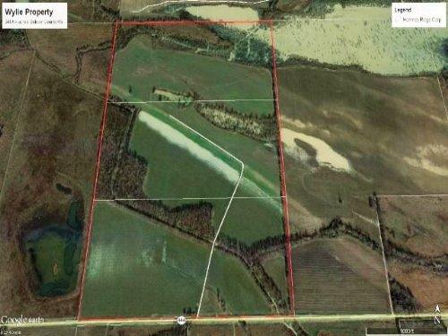 Wylie Farm : Duncan : Bolivar County : Mississippi