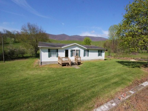 Manufactured Home On 1.91 Acres : Troutdale : Grayson County : Virginia
