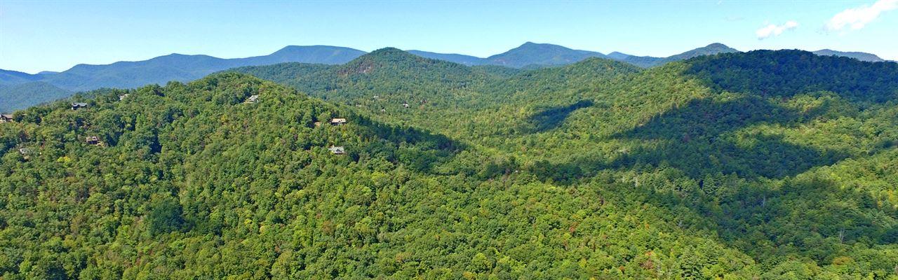 Mountain Views, Open Meadow Land